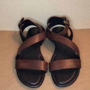 Franco Sarto Grecian Sandals